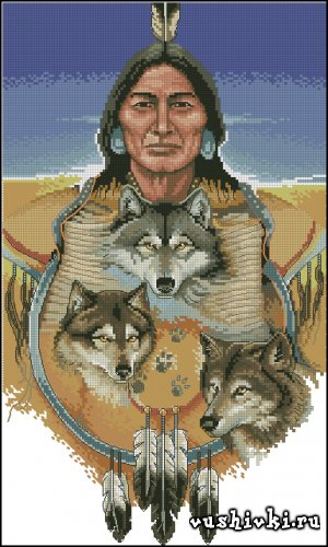 Три серых волка