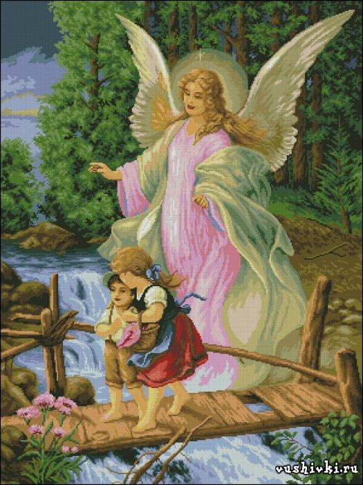 Иконы.  Рушники.  Картины.  Вышивка...  Молитва великомученику и целителю Пантелеймону (Иеремии отшельника).