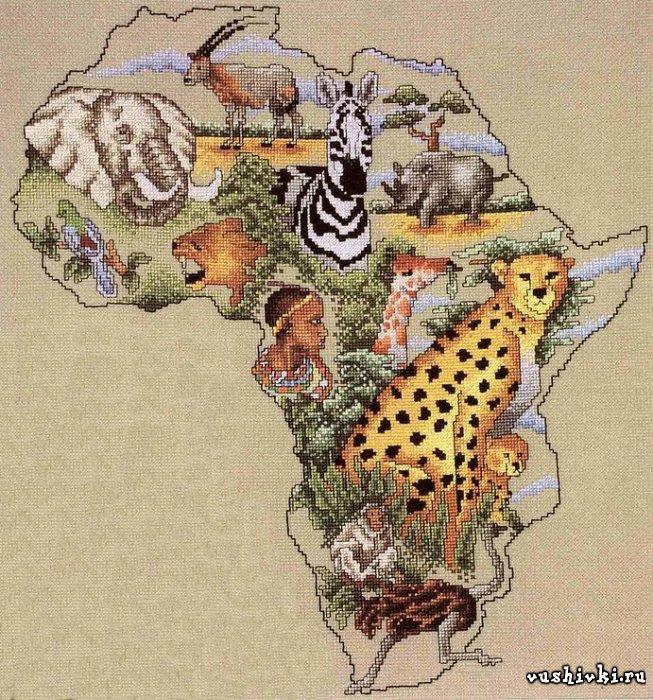 Континент - Африка