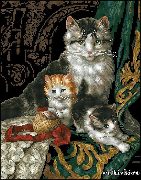 из семейства кошачьих
