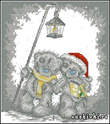 Мишки Тедди - Всегда вместе