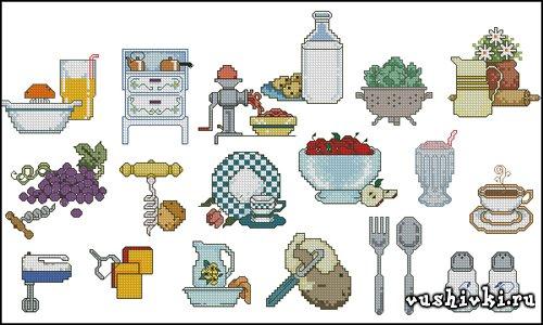 Маленькие кухонные мотивы