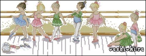 Многообещающие балерины