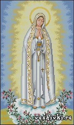 Богоматерь Фатима (Virgen de Fatima - Cuadros)