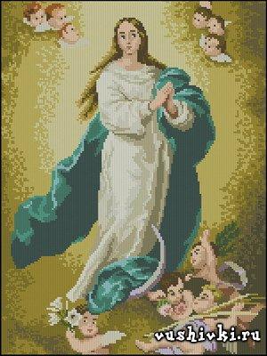 Дева Мария (Virgen Maria - Cuadros)