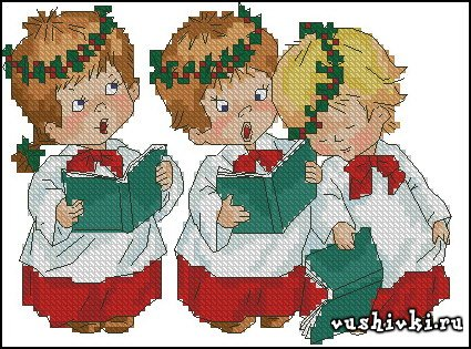 Рождественские песни (Татьяна