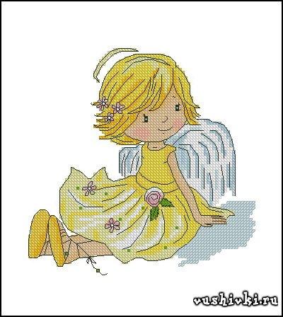 Маленький ангелочек (Татьяна