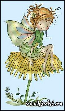 Dandelion fairy (Татьяна Марчукова)
