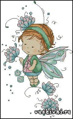 Spring Fairy Princess (Татьяна Марчукова)
