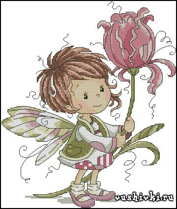 Tulip fairy (Татьяна Марчукова)