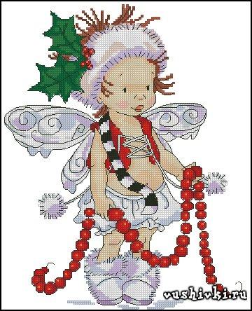 Christmas elf (Татьяна