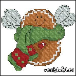 Gingerbread fairy (Татьяна Марчукова)