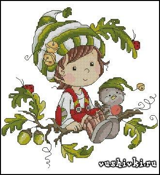 Autumn elf (Татьяна Марчукова)