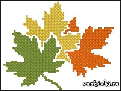 Maple leaves (Татьяна Марчукова)