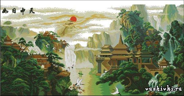 Пейзаж - Китай