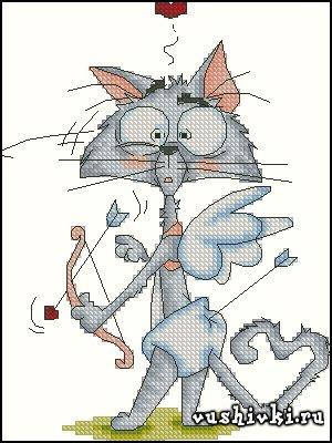 Котик-амур (Tinker Bell)