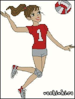 Волейбол (Tinker Bell)