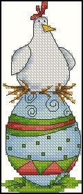 Пасхальная курочка (Tinker Bell)