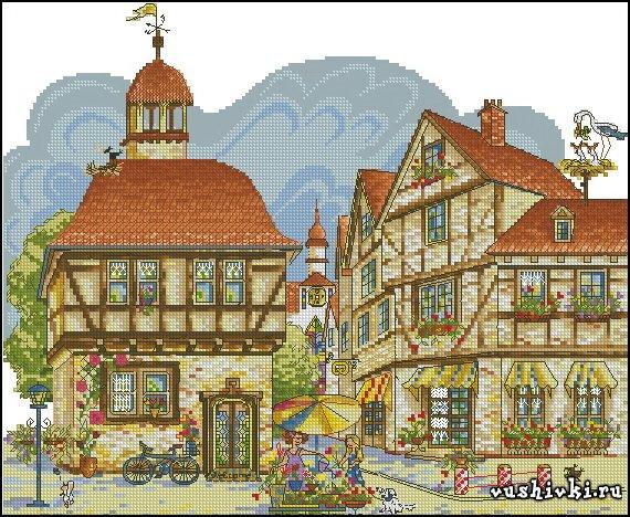 Счастливый городок (Panna)